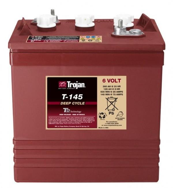 t-875 邱健蓄电池t-875含税价格销售8v170ah
