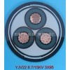 ZR-YJV22-3*120阻燃高压电力电缆