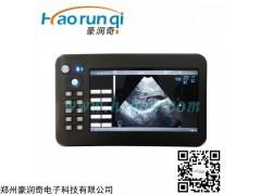 HRQ-5100AV 自繁自养母猪产后B超检查子宫炎