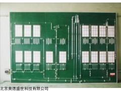 SS-HA-004 采暖系统模拟演示实验台
