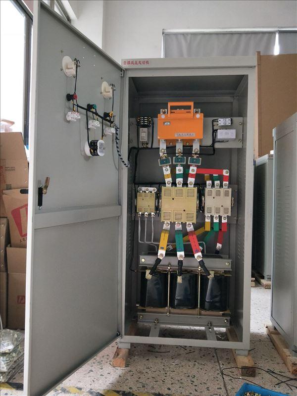 一,起动性能    自藕减压启动柜起动电动机时,电源进线的起动电流