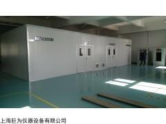 JW-1501 苏州步入式高温老化房