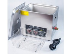 重庆单槽控温控时超声波清洗机