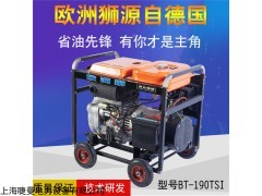 BT-190TSI 190A柴油发电电焊机户外用