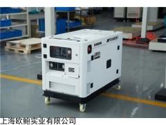 10kw静音柴油发电机用途广