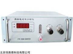 CW-2000ZX  在线微量氧检测仪