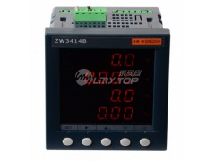 ZW3415B 青智ZW3415B单相综合电量表