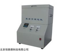 ZC/CF-Ⅱ CF-2 煤中氟离子浓度计