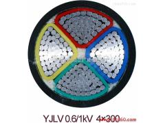 天津铝芯电缆规格型号表YJLV22电缆
