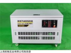 TOTO10-2 TOTO10kw静音汽油发电机