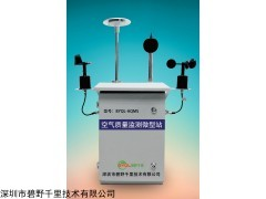 BYQL-AQMS 工业园区小型环境空气质量监测站