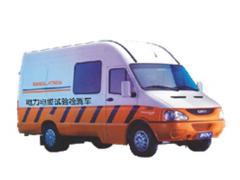 SDDLJC-555 电力电缆检测车