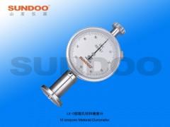 溫州山度 LX-C 橡膠/邵氏硬度計