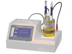 绝缘油微水测试仪,微量水分测定仪