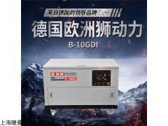 10KW汽油发电机技术参数