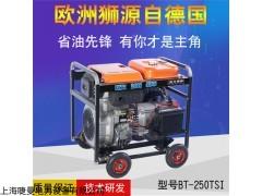 250A柴油发电电焊机多少钱