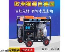 250A柴油发电电焊机向下焊