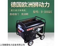 投标300A发电电焊两用机