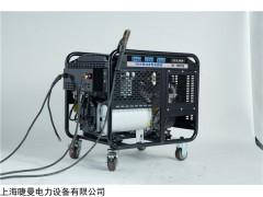 350A柴油发电电焊机小型管道焊接