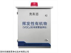 化工园区工业生产废气污染VOCs在线实时监测系统