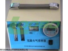 独立气路的QC-2BI双气路大气采样器