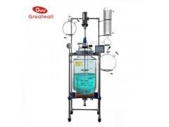 GR-100L 双层玻璃反应釜