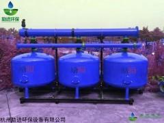 湖水微灌过滤器操作方法