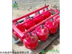 灌溉用砂石加叠片过滤器原理