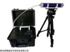 金硅面垒型半导体射线的2017型氡检测仪