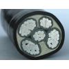 国标VLV铝芯电缆3*300+1*150单价
