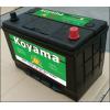 韩国KOYAMA蓄电池6-QTF-60进口电池