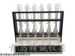 JC-ZL500 一体化蒸馏仪(半自动)
