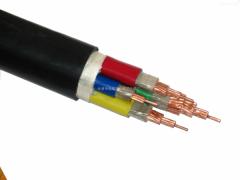 KFVRP-19*1.5耐高温屏蔽控制电缆