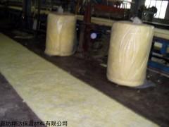 6厘米厚 高品质玻璃棉卷毡厂家供应