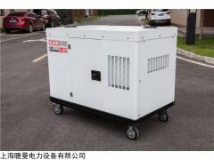20千瓦柴油发电机拉力测试