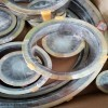 DN80-16 法兰专用金属缠绕垫片现货