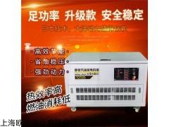 20kw汽油发电机静音智能