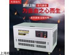 云控制30kw汽油发电机国标