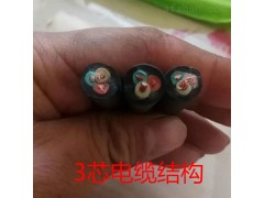 动力电缆VV22-0.6/1KV3*6国标线缆