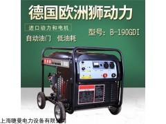 本田190A发电电焊机指定品牌