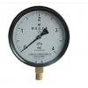 YE-100BN不锈钢膜盒耐震压力表