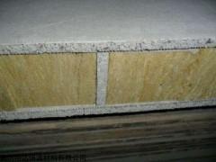 水泥砂浆岩棉复合板专业厂家