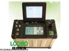 实时读取动压的LB-70C烟尘烟气测试仪