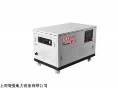 B-12GDI 餐厅备用12千瓦汽油发电机尺寸