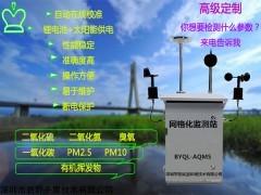 BYQL-AQMS 大气网格化环境污染在线监测系统,污染来源追踪