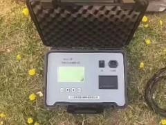 快速油烟监测仪(内置锂电池版