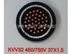 矿用MKVV32钢丝铠装电缆5×1.5外径