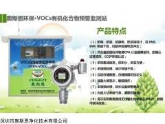 印刷厂VOCs在线监测超标预警系统安装方式