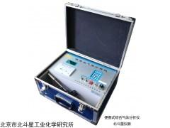 pGas2000-5S 便携式多组分气体分析仪