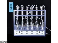 JC-ZL500 半自動多功能蒸餾儀